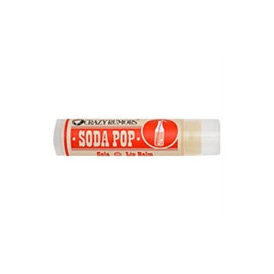 Crazy Rumors - Soda Pop Gourmet Lip Balm Cola - 0.15 oz. CLEARANCE PRICED.