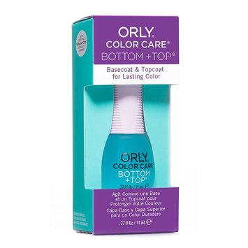 Orly Color Blast Orly Color Care Bottom + Top Nail Treatment, Multi/None