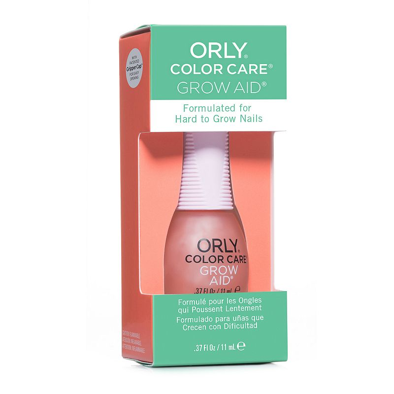 Orly Color Blast Orly Color Care Grow Aid Nail Treatment, Multi/None
