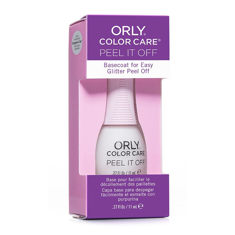 Orly Color Blast Orly Color Care Peel It Off Basecoat Nail Treatment, Multi/None