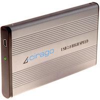 Cirago CST1000 Series 250GB USB Portable Storage