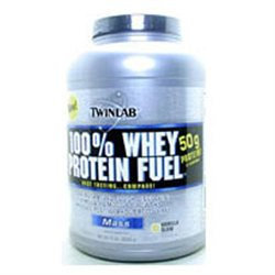 Twinlab - 100% Whey Protein Fuel Strawberry Smash - 2 lbs