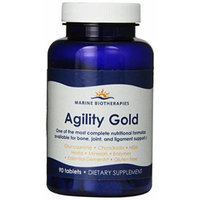 Marine Biotherapies Agility Gold Tablets, 90-Count