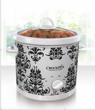 The Holmes Group, Inc THE HOLMES GROUP INC. 3 Qt Crock Pot Black Damask - THE HOLMES GROUP INC.