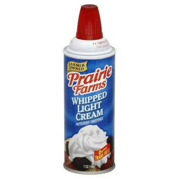 Prairie Farms Dairy Prairie Farms Pf Aresol Whipped Topping