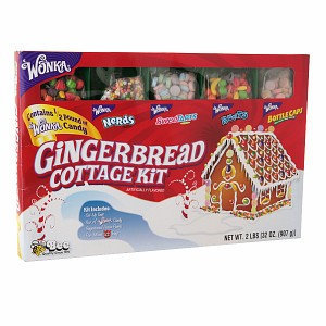 Bee Wonka Gingerbread Cottage Kit