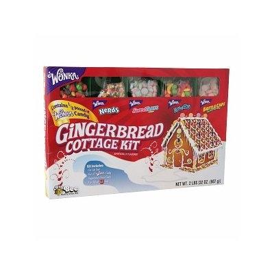 Bee Wonka Gingerbread Cottage Kit