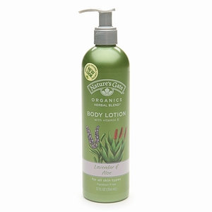 Nature's Gate Organics Organic Herbal Blends Body Lotion