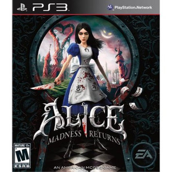 Electronic Arts Alice: Madness Returns (Playstation 3)