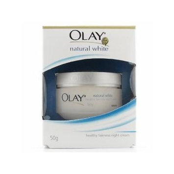 Olay Natural White Healthy Fairness Night Cream