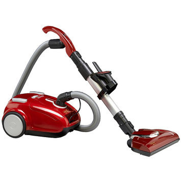 Fuller Brush Home Maid Power Team Canister Vacuum