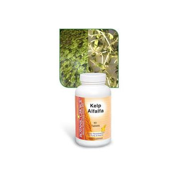 Botanic Choice Kelp/Alfalfa 180 tabs doctor recommended for effectiveness & potency