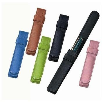 Brookstone Royce Leather Single Pen Case