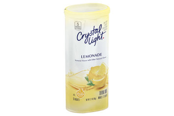 Crystal Light Multiserve Lemonade Sugar Free