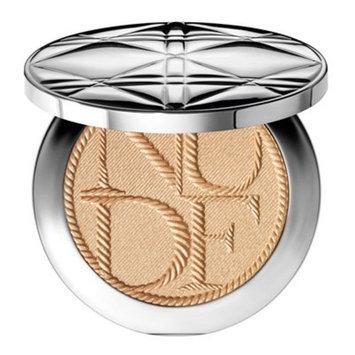 Dior Diorskin Nude Tan (Transat Edition) Golden Shimmer Powder