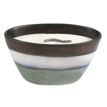 RibbonWick 18 oz. Pacific Driftwood Candle, Multi/None