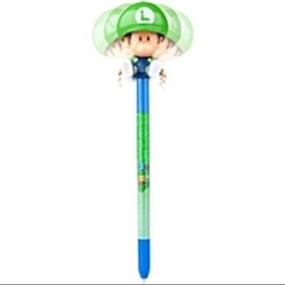 Power A Character Bobblehead Stylus, Baby Luigi