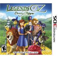 Game Mill Publishing Legends of OZ: Dorothy's Return (Nintendo 3DS)