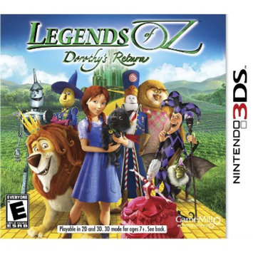 Game Mill Publishing Legends of OZ: Dorothy's Return (Nintendo 3DS)