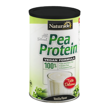 Naturade Pea Protein Vegan Formula Vanilla