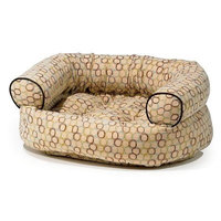 Bowsers Pet Products 10189 Double Donut Cedar Lattice