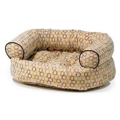 Bowsers Pet Products 10189 Double Donut Cedar Lattice