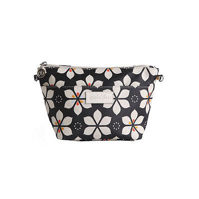 apple & bee medium journey cosmetic bag