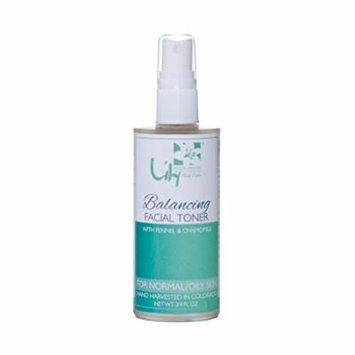 Facial Toner Balancing for Normal and Oily Skin By Lily Organics