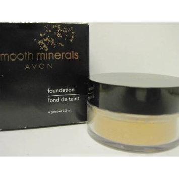 Smooth Minerals Powder Foundation Soft Ivory By Avon