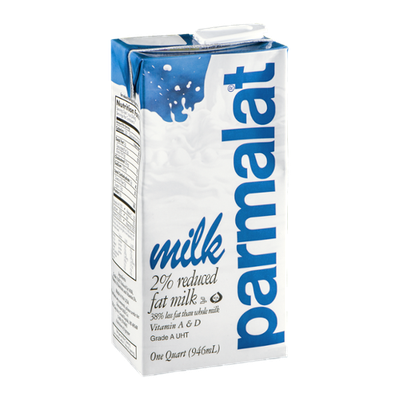 Parmalat 2% Reduced Fat Milk Vitamin A&D