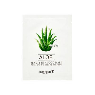 Skinfood Beauty In A Food Mask Sheet Aloe
