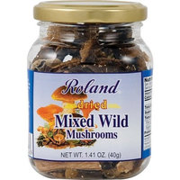 Roland Dried Mixed Wild Mushrooms