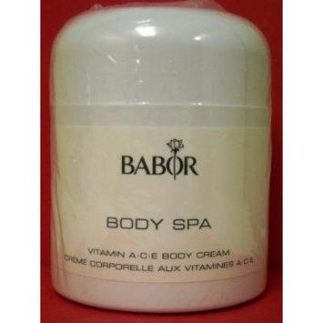 Babor Body Spa Vitamin ACE Body Cream 500ml (Salon Size)