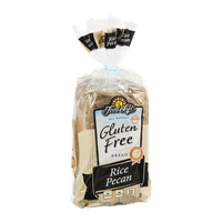 Food For Life Gluten Free Bread Rice Pecan