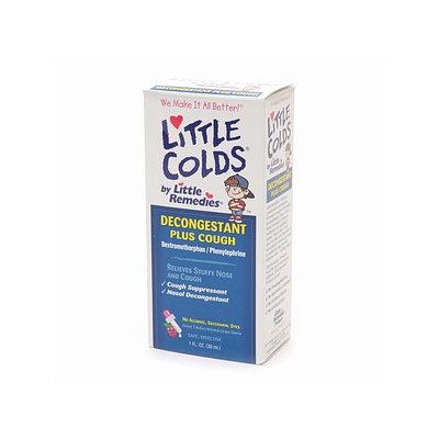 Little Colds Decongestant Plus Cough