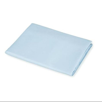 TL Care 100% Cotton Percale Fitted Crib Sheet - Blue