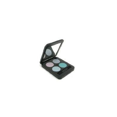 Youngblood Eye Care 0.14 Oz Pressed Mineral Eyeshadow Quad - Mermaid For Women