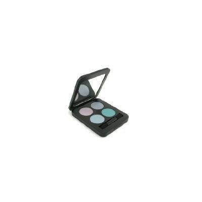 Youngblood Eye Care 0.14 Oz Pressed Mineral Eyeshadow Quad - Mermaid For Women