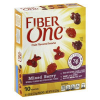Fiber One Fruit Snacks Mixed Berry