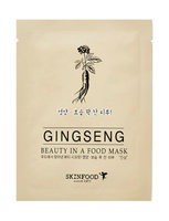 Skinfood Beauty In A Food Mask Sheet Ginseng