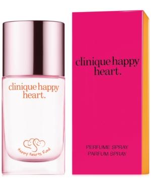 Clinique Happy Heart Charity Eau de Parfum Fragrance Spray (Limited Edition)