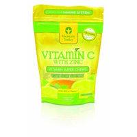 Genesis Today Vitamin C With Zinc Vitamin Super Chews, 30 Soft Chews