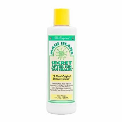 Hawaiian Value Pack Maui Island Secret After Sun Tan Sealer 3 bottles 8 oz. each