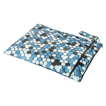 Nixi by Bumkins Recycled Fabric Wet Dry Bag - Mica