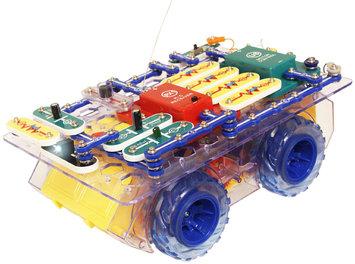 Elenco RC Snap Rover Board Game