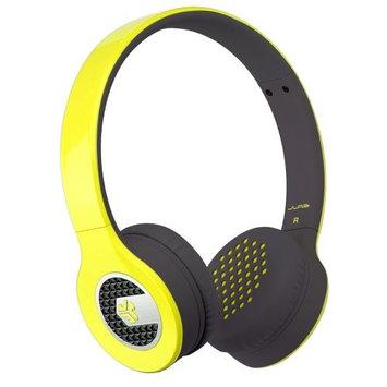 Jlab Supra On-Ear Headphones with Universal Mic - Yellow