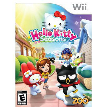 Zoo Games Hello Kitty Seasons (Nintendo Wii)