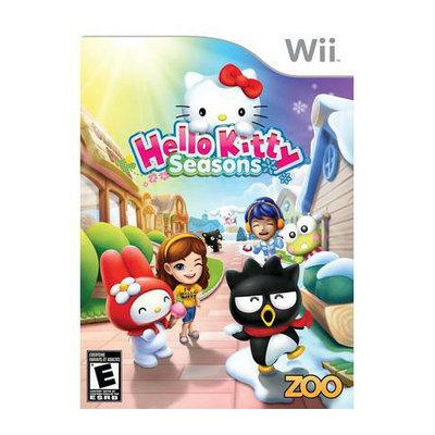 Zoo Games Hello Kitty Seasons (Nintendo Wii)