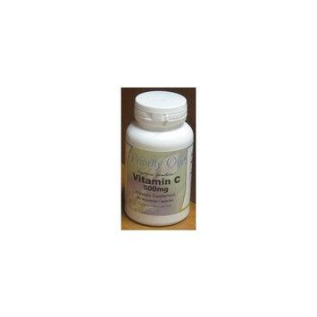 Priority One - Vitamin C 500mg 90c