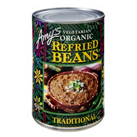 Amy's Kitchen Vegetarian Organic Refried Traditional Beans